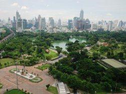 Bangkok _Skyline