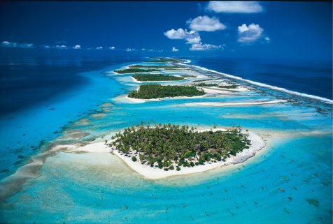 Rangiroa - Polinesia