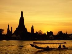 Wat Arun (Il Tempio dell'Alba) - Bangkok