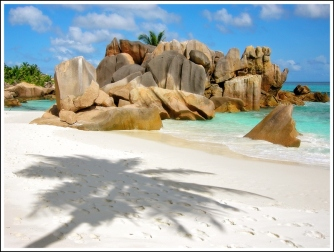 La Digue,_Anse Source D'Argent