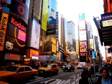 New York_Broadway
