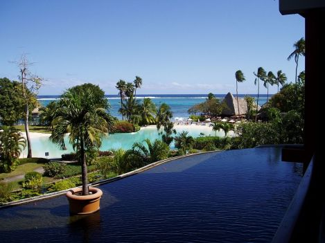03 Tahiti - le meridien Papeete