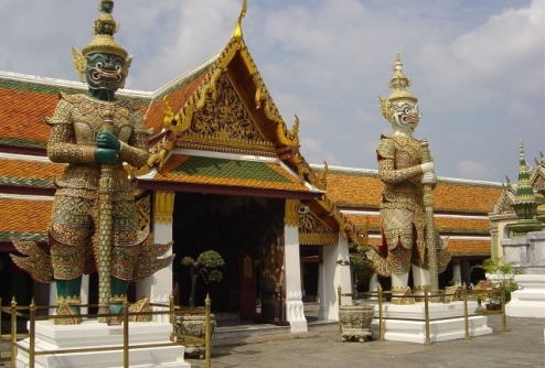 Wat Phra keo - Bangkok