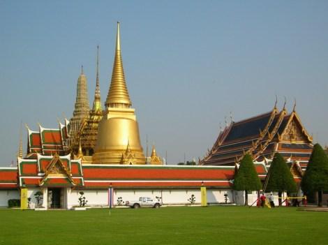 Bangkok _ Palazzo Reale