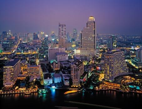 Bangkok Skyline