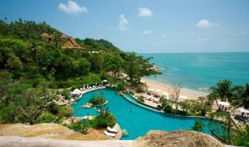 Koh Phangan _Santhiya Hotel