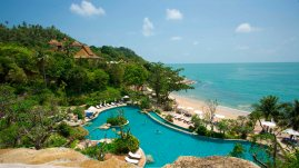 04 Koh Phangan - Santhiya Hotel