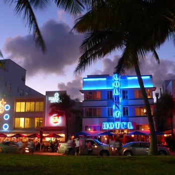 Miami _South Beach _Ocean Drive