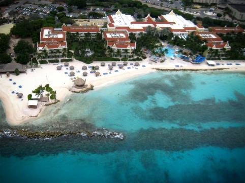 Curacao _ Marriott Resort Emerald