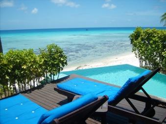 Rangiroa Kia Ora Beach Suite
