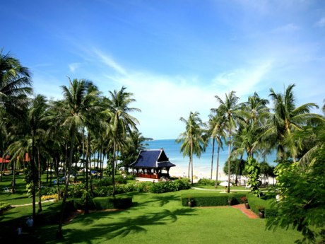 Centara Gran Beach Resort _ Spiaggia