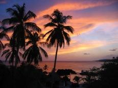 Curacao _Sunset