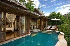 Koh Phangan Santhiya Hotel, Pool Villa