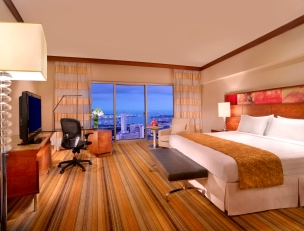 Swissotel The Stamford_ Classic Harbour View Room
