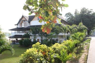 La Digue _Patatran Village