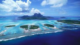 Bora Bora - Pass
