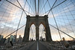 New York_Brooklyn Bridge