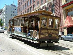 Cable Car - San Francisco
