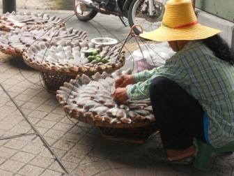 Bangkok _ mercante locale