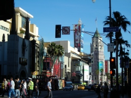 Hollywood Boulevard - Los Angeles