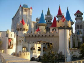 Las Vegas - Excalibur Hotel