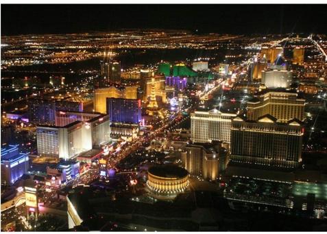 The Strip - Las Vegas - Nevada
