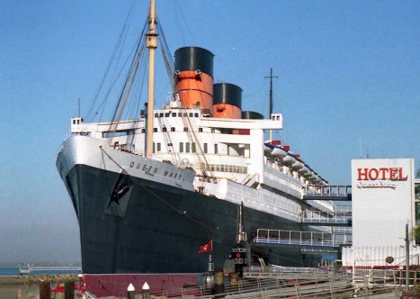 Long Beach _Hotel Queen Mary