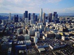 Los Angeles_Sky Line