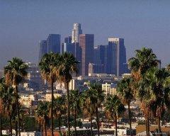 Los Angeles_Skyline