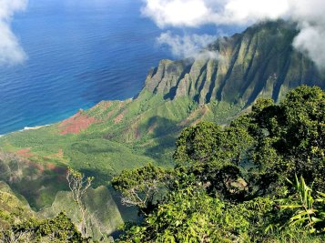 Napali Coast - Kauai - Hawaii