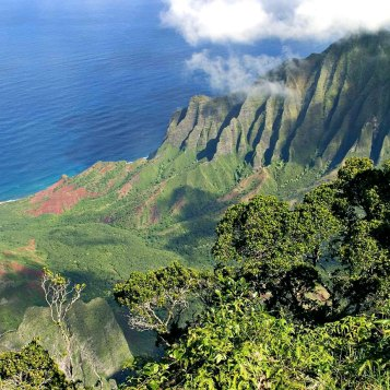 Napali Coast - Kauai - Hawaii