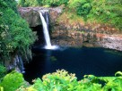 Rainbow Falls - Big Island-Hawaii