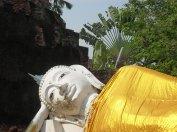 Thailandia_Buddha Sdraiato