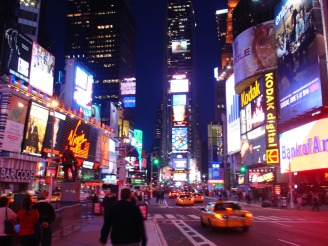 Time Square _New York City