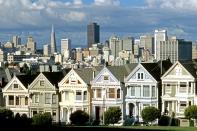 Victorian Heritage - San Francisco
