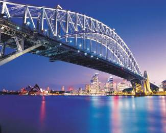 Sydney - Habour Bridge