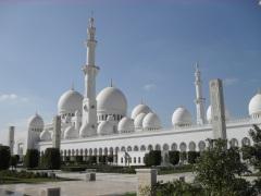 Abu Dhabi - Moschea