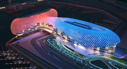 Abu Dhabi - Yas Hotel