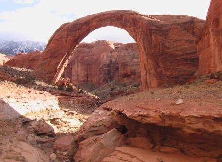 Page - Rainbow Bridge