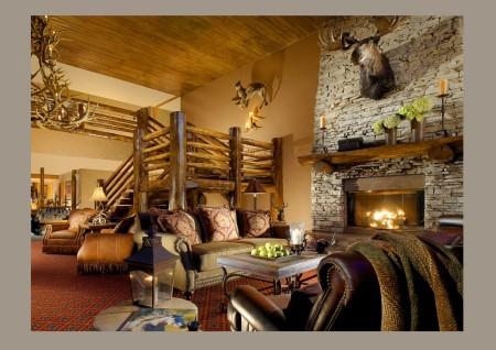 Jackson Hole Lodge - Lobby - WY
