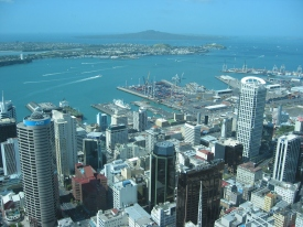 Auckland _Waitemata Harbour
