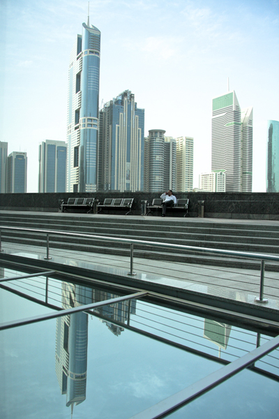 Dubai_Financial center
