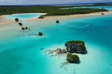 Nuova Caledonia - Laguna Isola dei Pini