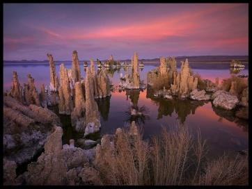 Mammoth Lakes - Mono Lake