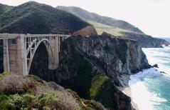 Bixby Creek Arch Bridge Big Sur