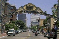 San Diego_Gaslamp