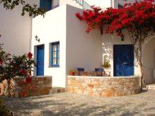 folegandros-Ingresso complesso appartamenti