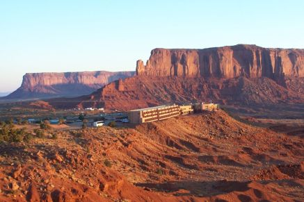 The View @ Monument Valley