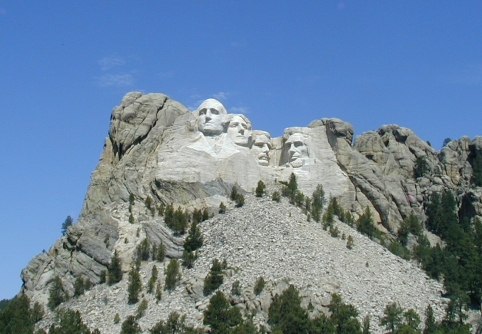 Mount Rushmore - SD