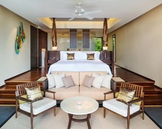 Vana Belle Resort - Suite